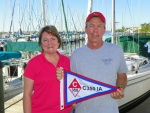 The Cullens at Tampa Yacht Squadron