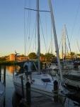 Triumph at Tampa Yacht Squadron