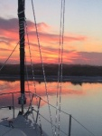 Crooks sunset